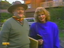 Harold Bishop, Madge Bishop in Neighbours Episode 0791