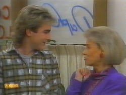 Nick Page, Helen Daniels in Neighbours Episode 0791