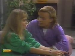 Jane Harris, Scott Robinson in Neighbours Episode 0792