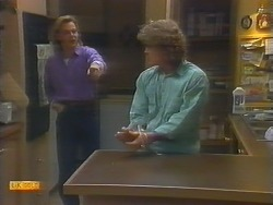 Scott Robinson, Henry Ramsay in Neighbours Episode 0792