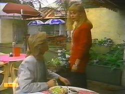 Scott Robinson, Jane Harris in Neighbours Episode 0792