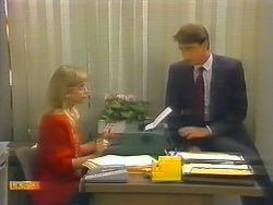 Jane Harris, Derek Morris in Neighbours Episode 0793