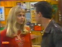 Jane Harris, Paul Robinson in Neighbours Episode 0793