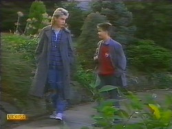 Nick Page, Todd Landers in Neighbours Episode 0794