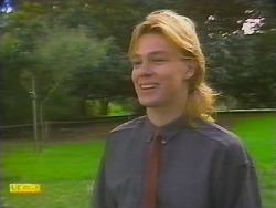 Scott Robinson in Neighbours Episode 0794