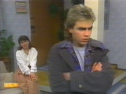 Beverly Marshall, Nick Page in Neighbours Episode 0794
