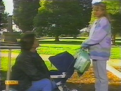Mike Young, Bronwyn Davies in Neighbours Episode 0794