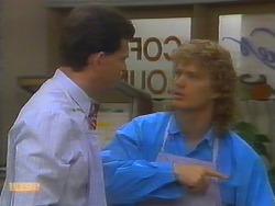 Des Clarke, Henry Ramsay in Neighbours Episode 0795