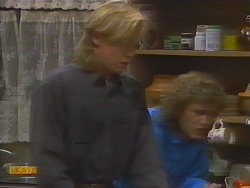 Scott Robinson, Henry Ramsay in Neighbours Episode 0795