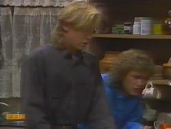 Scott Robinson, Henry Ramsay in Neighbours Episode 0795