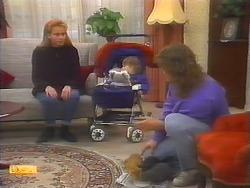 Bronwyn Davies, Jamie Clarke, Henry Ramsay in Neighbours Episode 0796