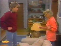 Nick Page, Helen Daniels in Neighbours Episode 0797