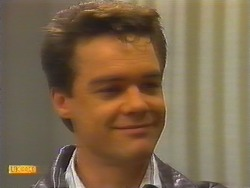 Paul Robinson in Neighbours Episode 0797