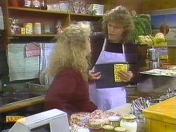 Sharon Davies, Henry Ramsay in Neighbours Episode 0807