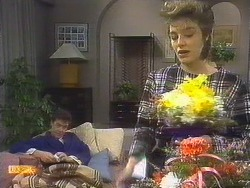 Paul Robinson, Gail Robinson in Neighbours Episode 0807