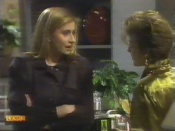 Penelope Porter, Gail Robinson in Neighbours Episode 0807