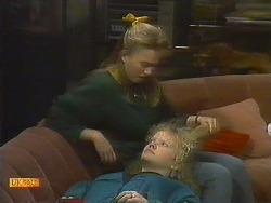 Bronwyn Davies, Sharon Davies in Neighbours Episode 0807