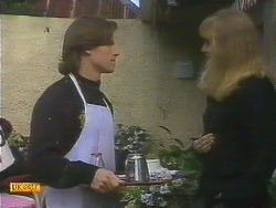 Mike Young, Jane Harris in Neighbours Episode 0808