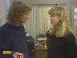 Henry Ramsay, Jane Harris in Neighbours Episode 0809