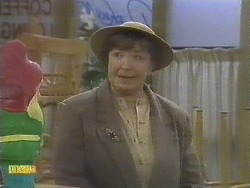 Edith Chubb in Neighbours Episode 0809