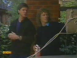 Joe Mangel, Henry Ramsay in Neighbours Episode 0810