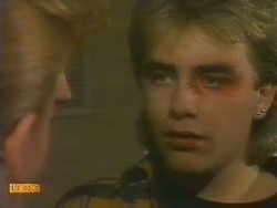 Bronwyn Davies, Nick Page in Neighbours Episode 0810