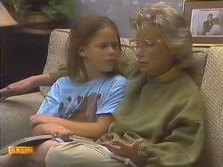 Katie Landers, Helen Daniels in Neighbours Episode 0811