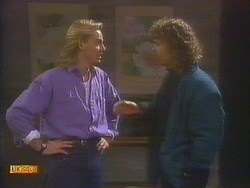 Scott Robinson, Henry Ramsay in Neighbours Episode 0811