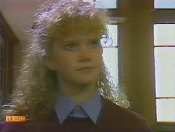 Sharon Davies in Neighbours Episode 0811