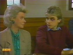 Helen Daniels, Nick Page in Neighbours Episode 0811
