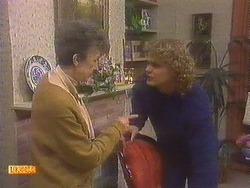 Nell Mangel, Henry Ramsay in Neighbours Episode 0814