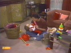Des Clarke, Jamie Clarke in Neighbours Episode 0814