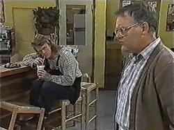 Henry Ramsay, Harold Bishop in Neighbours Episode 1004