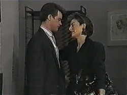 Paul Robinson, Gail Robinson in Neighbours Episode 1004
