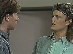 Mike Young, Henry Ramsay in Neighbours Episode 1005
