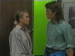 Bronwyn Davies, Henry Ramsay in Neighbours Episode 1005