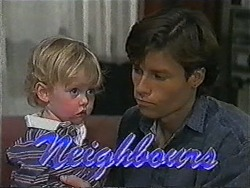 Jamie Clarke, Mike Young in Neighbours Episode 1005