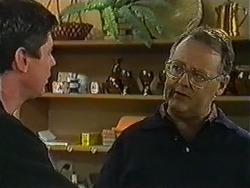 Joe Mangel, Harold Bishop in Neighbours Episode 1006