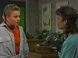 Bronwyn Davies, Henry Ramsay in Neighbours Episode 1006