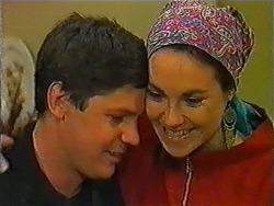 Joe Mangel, Kerry Bishop in Neighbours Episode 1006