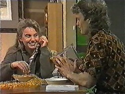 Bronwyn Davies, Henry Ramsay in Neighbours Episode 1007