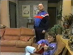 Harold Bishop, Henry Ramsay in Neighbours Episode 1007