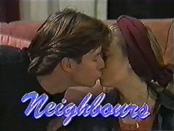 Mike Young, Bronwyn Davies in Neighbours Episode 1007