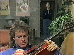 Henry Ramsay, Bronwyn Davies in Neighbours Episode 1008