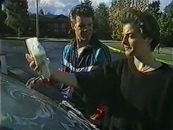Paul Robinson, Gail Robinson in Neighbours Episode 1008