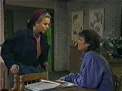 Bronwyn Davies, Henry Ramsay in Neighbours Episode 1008