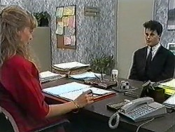 Jane Harris, Rick Grace in Neighbours Episode 1009