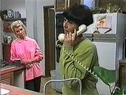 Helen Daniels, Hilary Robinson in Neighbours Episode 1009