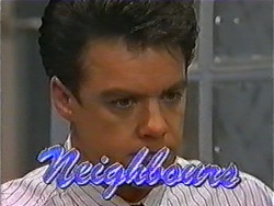 Paul Robinson in Neighbours Episode 1009