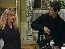 Jane Harris, Joe Mangel in Neighbours Episode 1010